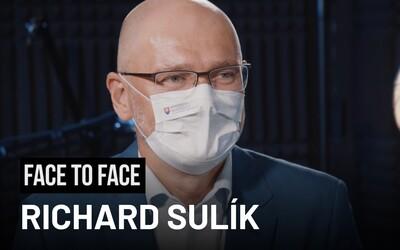 Richard Sulík: Očkovacia lotéria je plytvanie verejnými zdrojmi (Rozhovor)