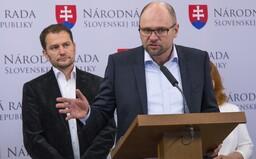 Richard Sulík už nechce reagovať na osobné útoky Igora Matoviča