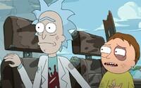 Rick a Morty ťa rozosmejú v traileri pre 5. sériu. Nové epizódy budú plné šialených sci-fi nápadov a klasického Ricka