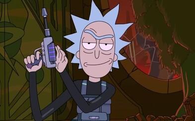 Rick and Morty sa vracajú! Pozrite si geniálnu prvú časť 3. série už teraz!