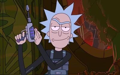 Rick and Morty se vracejí! Podívejte se už teď na geniální první díl 3. série