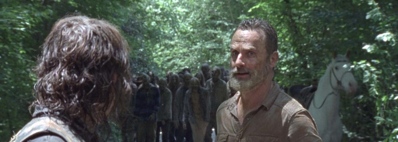 Rick Grimes sa o týždeň rozlúči s The Walking Dead vo svojej poslednej epizóde. Tvorcovia sa pri tom inšpirovali The Last of Us