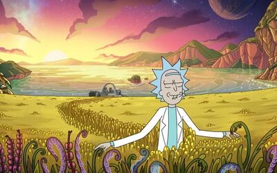 Rick & Morty predstavujú 4. sériu na prvých dvoch obrázkoch. Dočkáme sa čoskoro traileru?