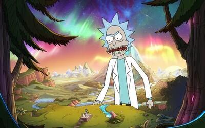 Rick & Morty skončili polovinu 4. série parodováním Terminátora. Nové části jsou zatím velkým zklamáním