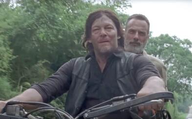 Rick sa v prvom traileri 9. série The Walking Dead vyberá do Washingtonu, kde ho čakajú tisícky zombíkov