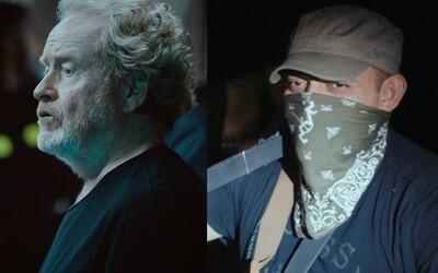 Ridley Scott natočí gangsterku z prostředí mexických kartelů. Můžeme se těšit na ságu ve stylu Kmotra