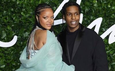 Rihanna a ASAP Rocky spolu trávili Vánoce. Dvojice svůj vztah stále oficiálně nepotvrdila