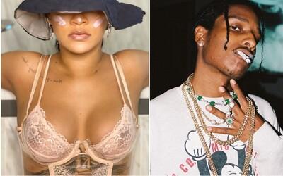 Rihanna a ASAP Rocky spolu údajne už mesiace randia