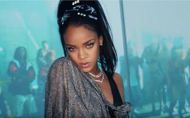 Rihanna dokáže zaujať aj bez toho, aby sa vyzliekla. Klip na skladbu s Calvinom Harrisom to potvrdzuje