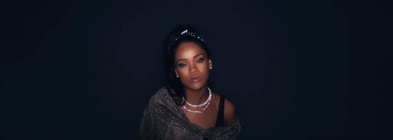 Rihanna dokáže zaujmout, aniž by se svlékla. Klip na skladbu s Calvinem Harrisem to potvrzuje