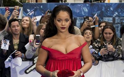 Rihanna je najbohatšou speváčkou planéty. S majetkom 600 miliónov predbehla Madonnu