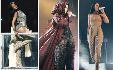 Rihanna míří do Prahy: Z jakých neotřelých outfitů se její garderoba na turné skládá?