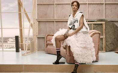 Rihanna odstartovala Fenty mánii a se svými spolupracemi dobývá svět ve všech směrech