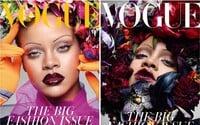 Rihanna opäť prepisuje históriu. Je prvou černoškou na titulke britského VOGUE po viac než sto rokoch existencie