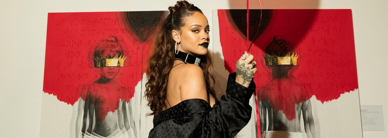 Rihanna plánuje vydať album ANTI ešte tento týždeň, no novú skladbu s Drakeom si môžeš vypočuť už teraz
