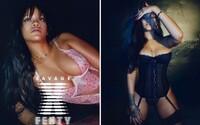 Rihanna představuje kolekci erotického prádla Savage x Fenty. Korzet a podvazky vyrazí dech i tvému příteli