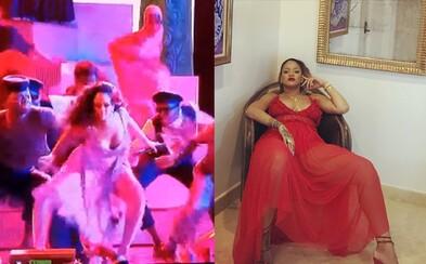 Rihanna se díky vystoupení na Grammys stala internetovým meme. Její tradiční africký tanec si lidé okamžitě osvojili