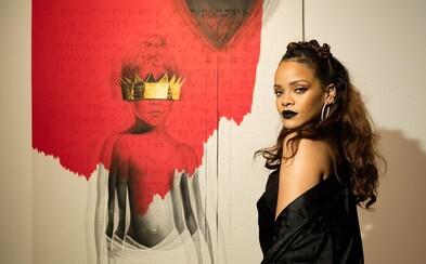 Rihanna vyrazí s novým albem na celosvětové turné, nevynechá přitom ani Prahu a Vídeň! Provázet ji bude i The Weeknd