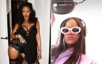 Rihanna zveřejňuje záběry ze studia. Dočkáme se v tomto roce avizovaného dvojalba?