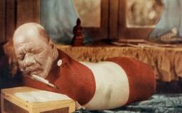 Říkali mu Lidská housenka a vystavovali jej v cirkuse. Princ Randian si i přes svůj hendikep dokázal v životě poradit