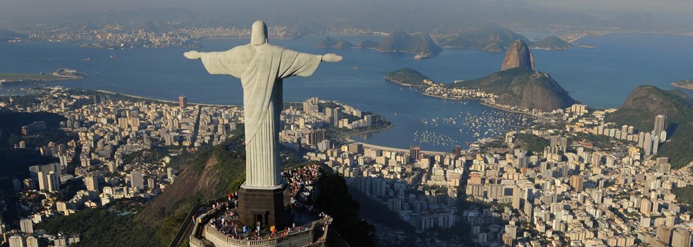 Rio vsadilo na brazilské topmodelky: Zahajovací ceremoniál rozzářila Gisele Bündchen