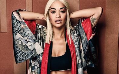 Rita Ora ako japonská geisha v kolekcii Asian Arena pre adidas Originals