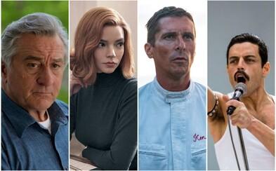 Robert De Niro, Anya Taylor-Joy, Rami Malek, Christian Bale a ďalšie hviezdy si zahrajú vo filme od režiséra Fighter