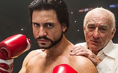 Robert De Niro jako trenér zvlčilého panamského boxera musí vynaložit všechny síly, aby společně uspěli