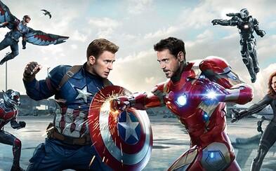 Robert Downey Jr. a Chris Evans se sami rozhodli opustit MCU. Marvel by s nimi možná rád natočil více filmů