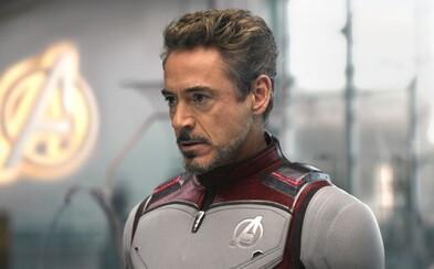 Robert Downey Jr. definitivně potvrzuje, že se do Marvelu nevrátí. Iron Man je mrtvý a tečka