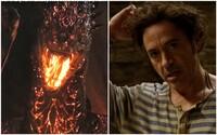 Robert Downey Jr. je Dr. Dolittle. Háda sa so smrtiacim drakom a začína veľkolepé dobrodružstvo
