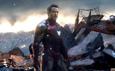 Robert Downey Jr. odmietal natočiť Iron Manove finálne slová určené Thanosovi. Kto ho presvedčil?