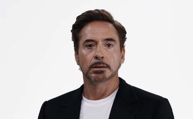 Robert Downey Jr. po boku Avengers a slávnych hercov vyzýva Ameriku, aby nevolila Trumpa