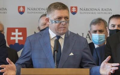 Robert Fico reaguje na zadržanie Gašpara: Nepatrím medzi ľudí, ktorí by sa pos*ali