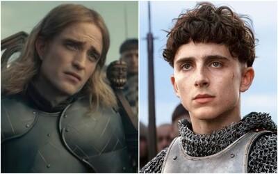 Robert Pattinson a Timothée Chalamet zvádzajú bitky na život a na smrť. Historický veľkofilm King vychádza na Netflixe už dnes