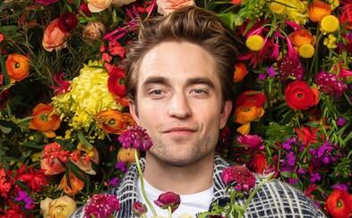 Robert Pattinson je nejatraktivnějším mužem na světě, tvrdí věda