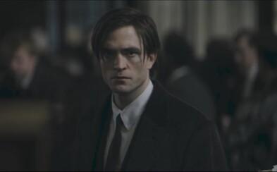 Robert Pattinson se odhaluje jako Batman v jednom z nejlepších trailerů tohoto roku. Překoná film i Dark Knighta?