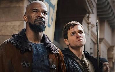 Robin Hood je dalším hollywoodským zmetkem, na který budou chtít jeho tvůrci rychle zapomenout (Recenze)