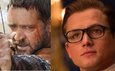 Robin Hood s Taronom Egertonom až v roku 2018. Aké ďalšie pecky nás od Lionsgate čakajú?
