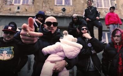 Robin Zoot, Central Gang a Nik Tendo v dlouho očekávaném klipu reprezentují Ústí, gang a nenávist k policii