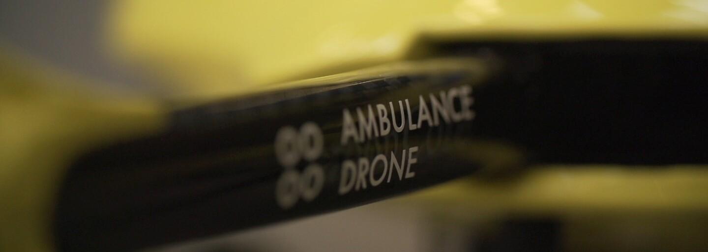 Roboty prvej pomoci dokážu zachrániť 10-krát viac ľudských životov ako obyčajné sanitky