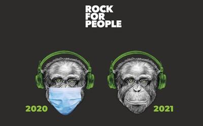 Rock for People se letos neuskuteční. Pořadatelé doufají ve stejný line-up i příští rok