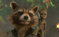 Rocket a Groot by údajne mohli dostať svoj vlastný seriál od Marvelu