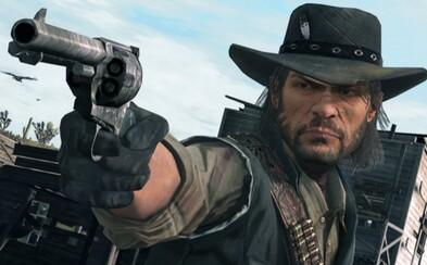 Rockstar Games ohlasuje nástupcu GTA V, westernovú surovú akciu Red Dead Redemption 2!