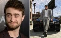 Rockstar Games podalo žalobu na snímek o Grand Theft Auto. Má v něm hrát i Daniel Radcliffe