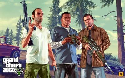 Rockstar Games predalo už 100 miliónov kusov GTA V. Lepšie sú na tom v histórii už len dva tituly