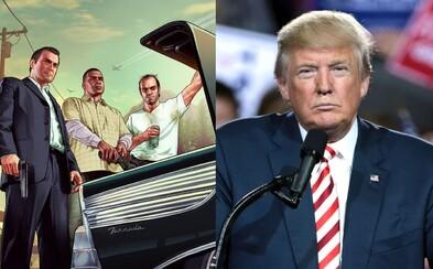 Rockstar: Sme radi, že nemusíme vydávať GTA 6 v ére Trumpa. Ľudia vraj nechápu satiru a sú precitlivení