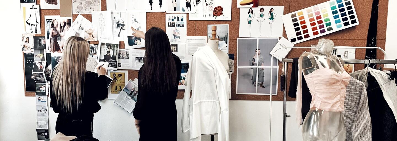 Ročné školné stojí 8 000 €, chodia tam aj hypebeasti. Diana študuje v Bratislave na prestížnej módnej škole (Rozhovor)