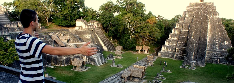 Rodák ze Šumperka točil dokument o mayské civilizaci, zúčastnil se mistrovství světa v pokeru a nyní žije na Bali (Rozhovor)