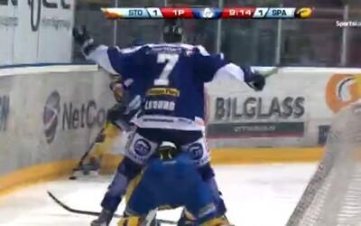 Ródeo na hokeji v Nórsku zožalo veľký úspech